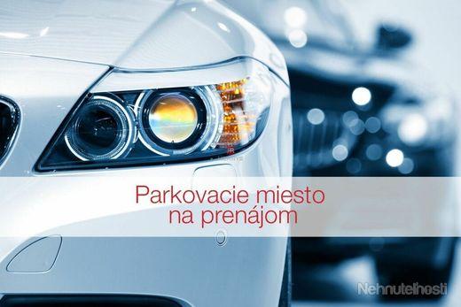 HERRYS, Na prenájom veľké parkovacie miesto aj so skladovým priestorom v projekte City Park v Ružino