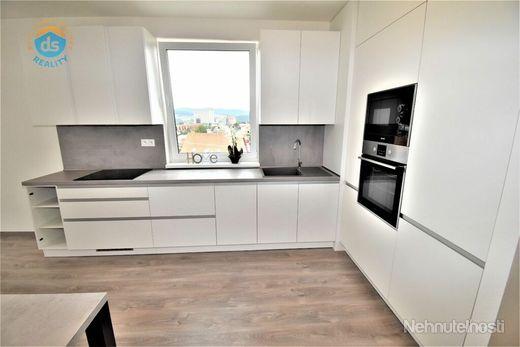 Na prenájom 2 izbový byt s balkónom v novostavbe+park.miesto, 54 m2, Trenčín, ul. Zlatovská - obrázok