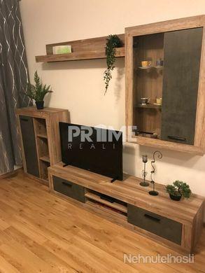Moderný 2i byt, zariadený, balkón, internet a TV, Jarabinková ul., Ružinov