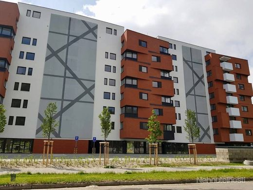 Prenájom parkovacie státie Lužná ul., Petržalka - Novostavba Starý Háj