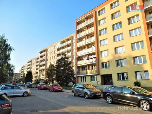 Prodej bytu 3+1, 69 m², Tábor, ul. Budovatelů - obrázok