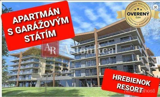 Luxusný apartmán - Vysoké Tatry - Starý Smokovec, HREBIENOK RESORT