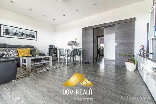 Dom-realít ponúka na prenájom krásny, luxusný 2 izbový byt s garážou na ul. Jelenecká v Nitre - obrázok