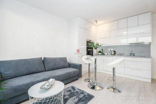 HERRYS - Na prenájom krásny dizajnový 2 izbový byt s garážovým státím v novostavbe EINPARK v Petržal - obrázok