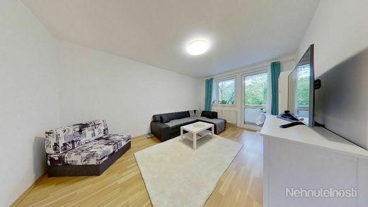 NAJREAL   3D virtuálna prehliadka, 4-izbový byt s balkónom, Estónská ul., Bratislava-Podunajské Bisk - obrázok