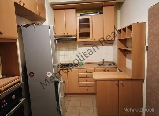 Zrekonštruovaný 2 izbový byt s balkónom vo vyhľadávanej lokalite - Nové Mesto - obrázok