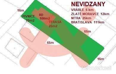 Predám dom v lokalite Nevidzany (okres Zlaté Moravce) (ID: 100484)