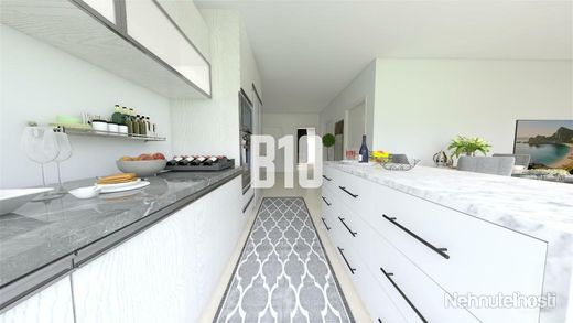 TOP! LUXUSNÝ, veľkometrážny 4 izbový byt so zimnou záhradou a veľkou terasou, v obľúbenej obci Dunaj - obrázok