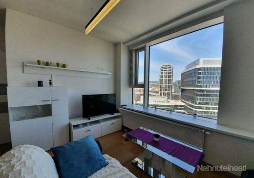 Prenájom 1 izbový byt, Bratislava - Staré Mesto, Landererova ul. - obrázok