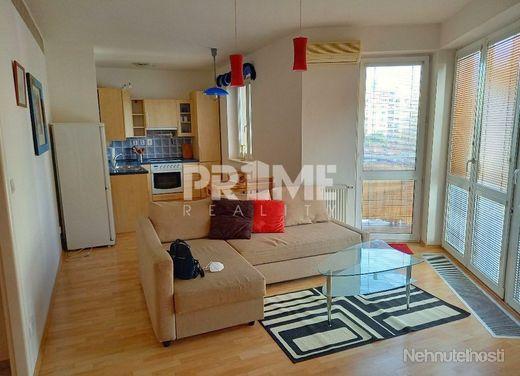 Pekný 2i byt, balkón, DOG friendly, Gercenova ul., Petržalka