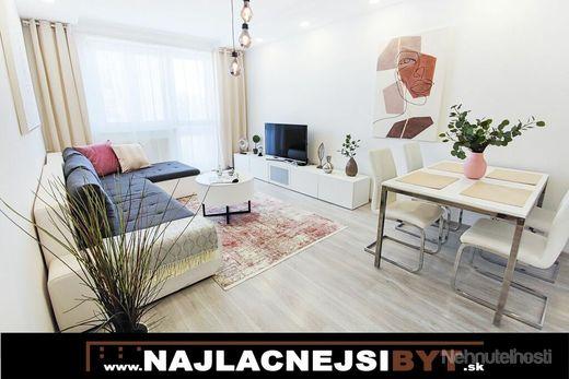 Na predaj krásny, veľký, zariadený 4i byt na Kramároch - BAIII - obrázok