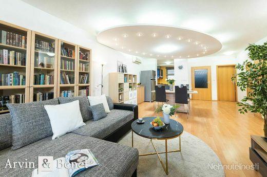 Arvin & Benet | Vzdušný svetlý byt na skok od centra - obrázok