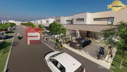 5-izbový rodinný dom v novej štvrti SENEC