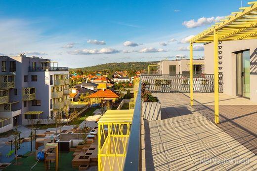 Predaj slnečného 4i bytu s veľkou terasou, novostavba Kolísky - obrázok