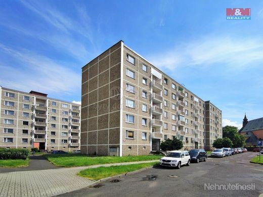 Pronájem bytu 1+1, 40 m², Sokolov, ul. Křížová - obrázok