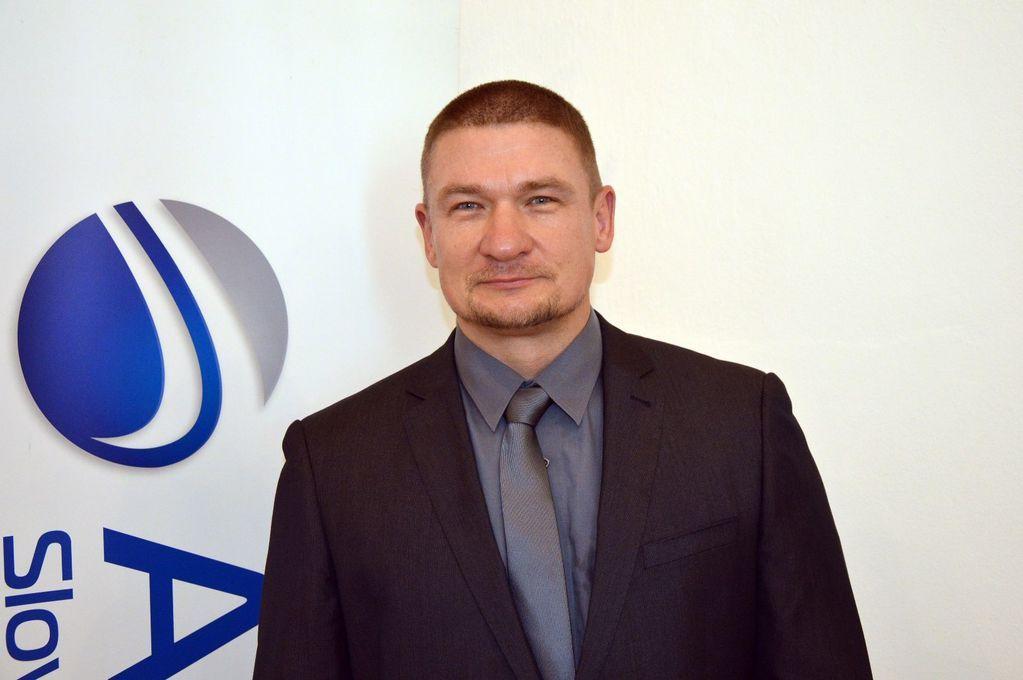 Mgr. Marian Strelecký, MBA